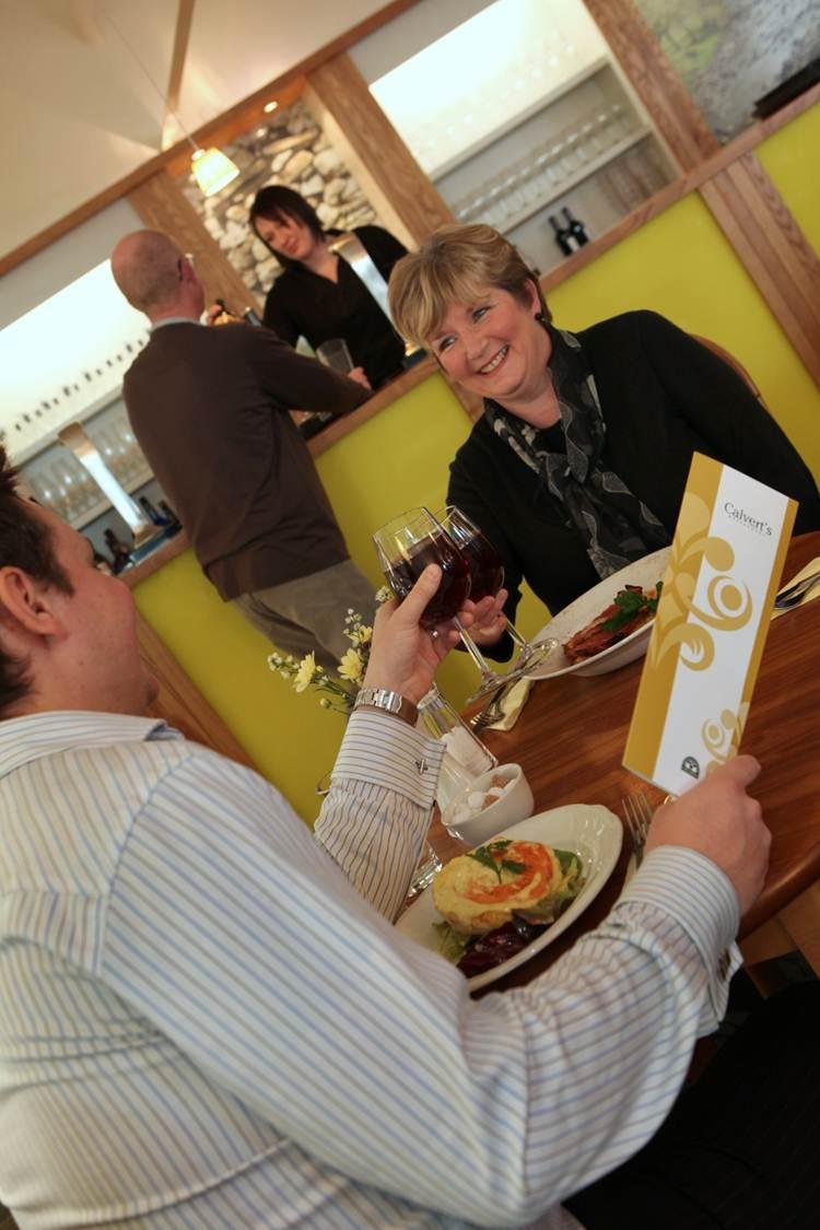 Calvert's Restaurant Steak Night - Friday 8th February 2013