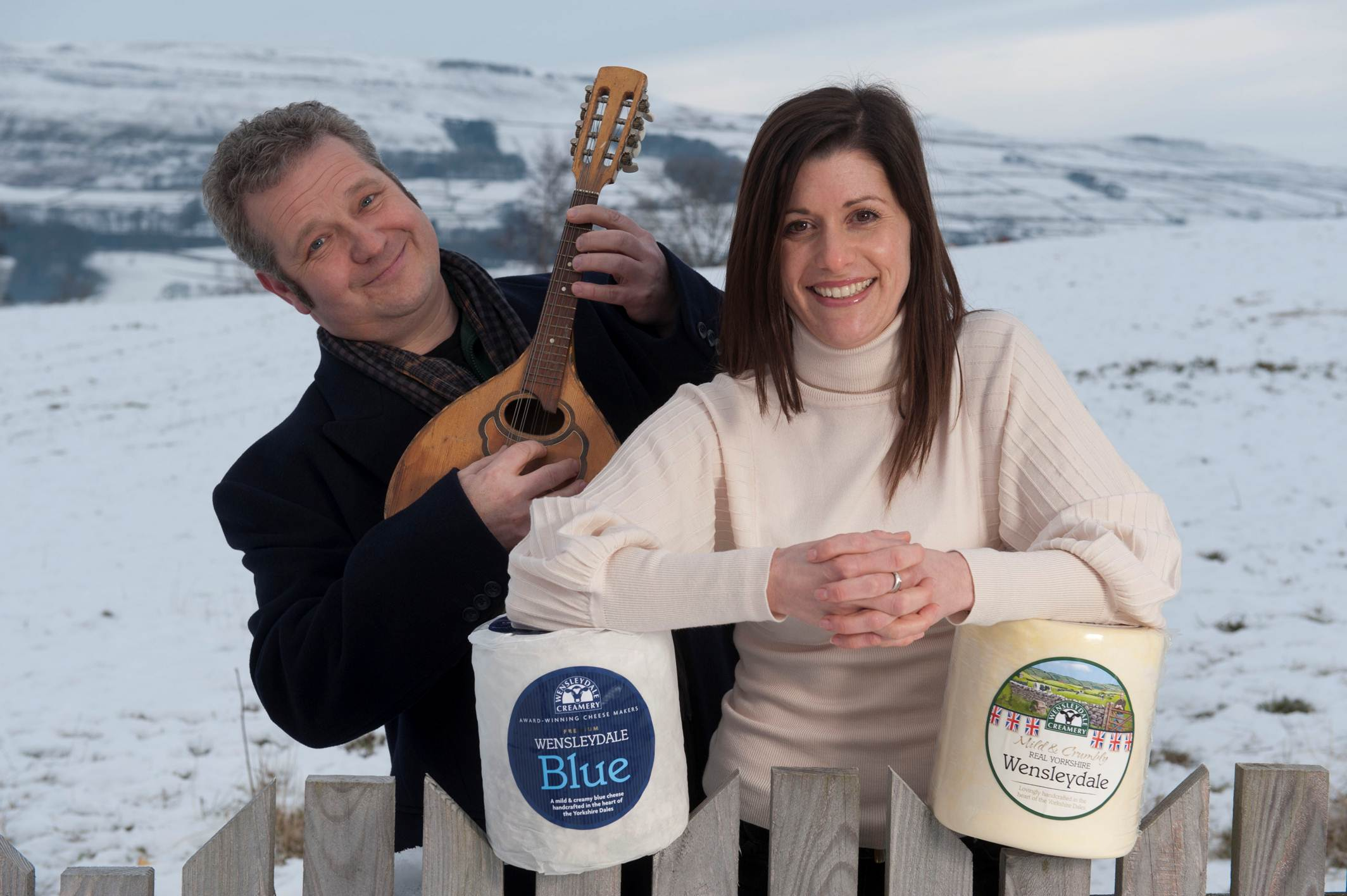 Wensleydale Creamery Proudly Supports Swaledale Festival With Three Year Sponsorship Deal