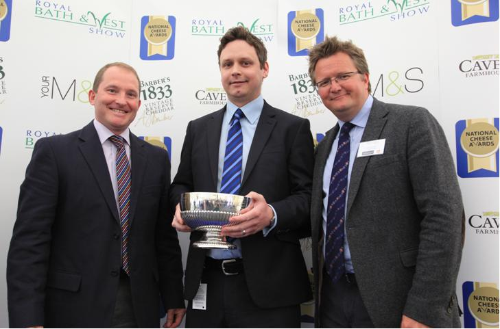 Wensleydale Creamery Reigns Supreme at The National Cheese Awards