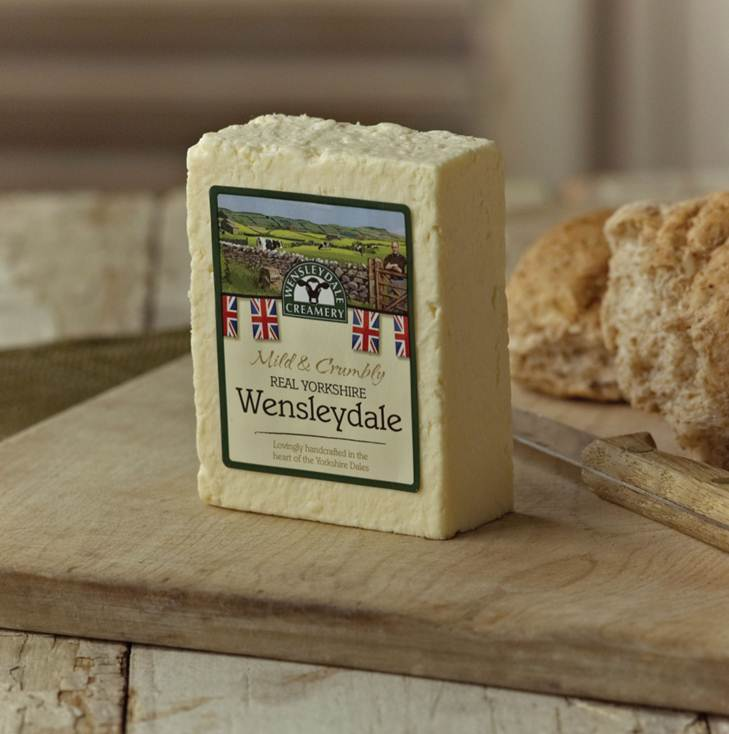 Win a months supply of Yorkshire Wensleydale for your cheese on toast!