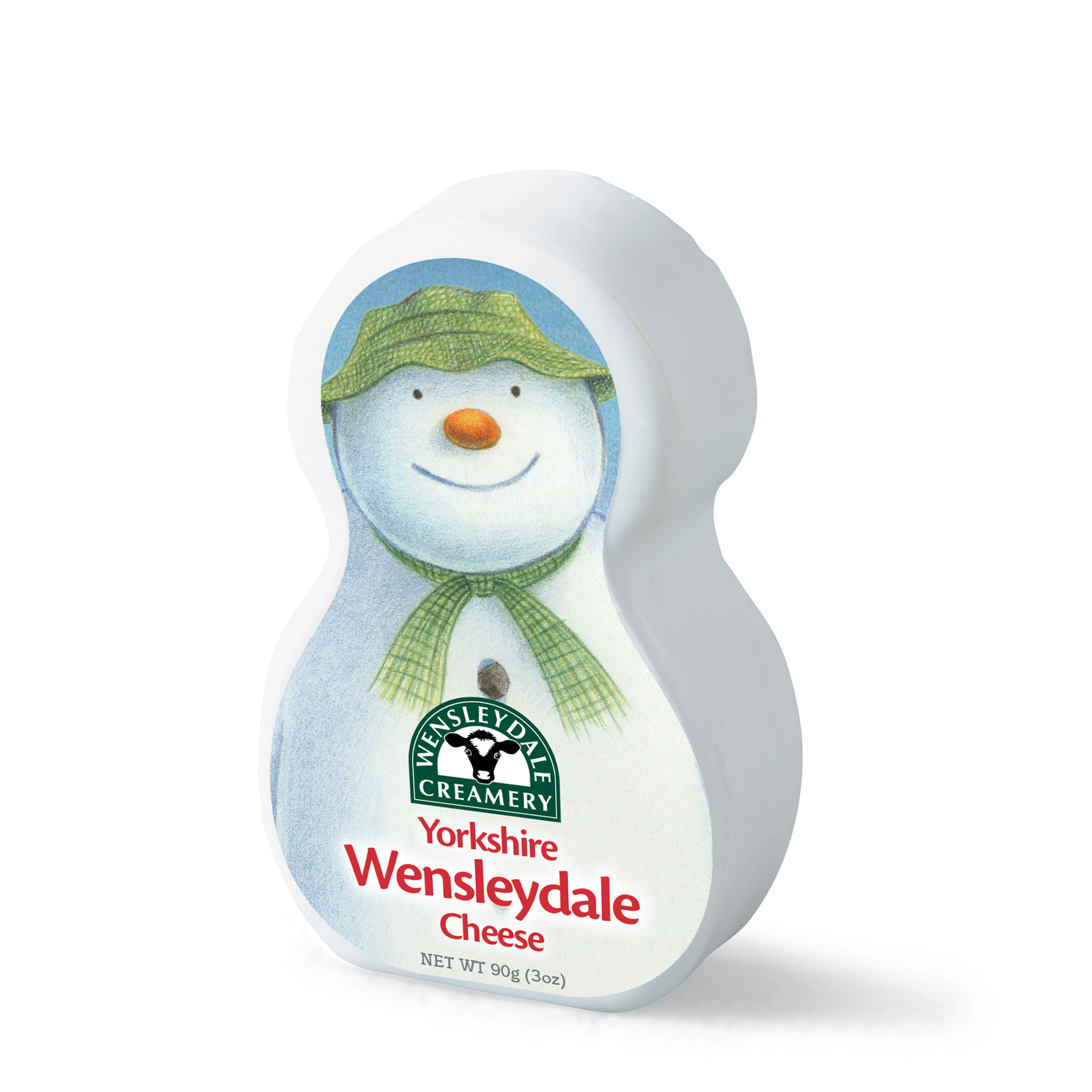 The Wensleydale Creamery adds The Snowman and The Snowdog to its 2013 Christmas line-up