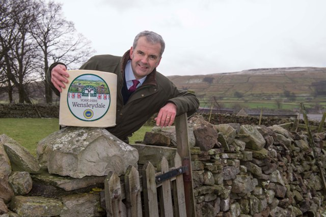 The Wensleydale Creamery sets sights on global growth