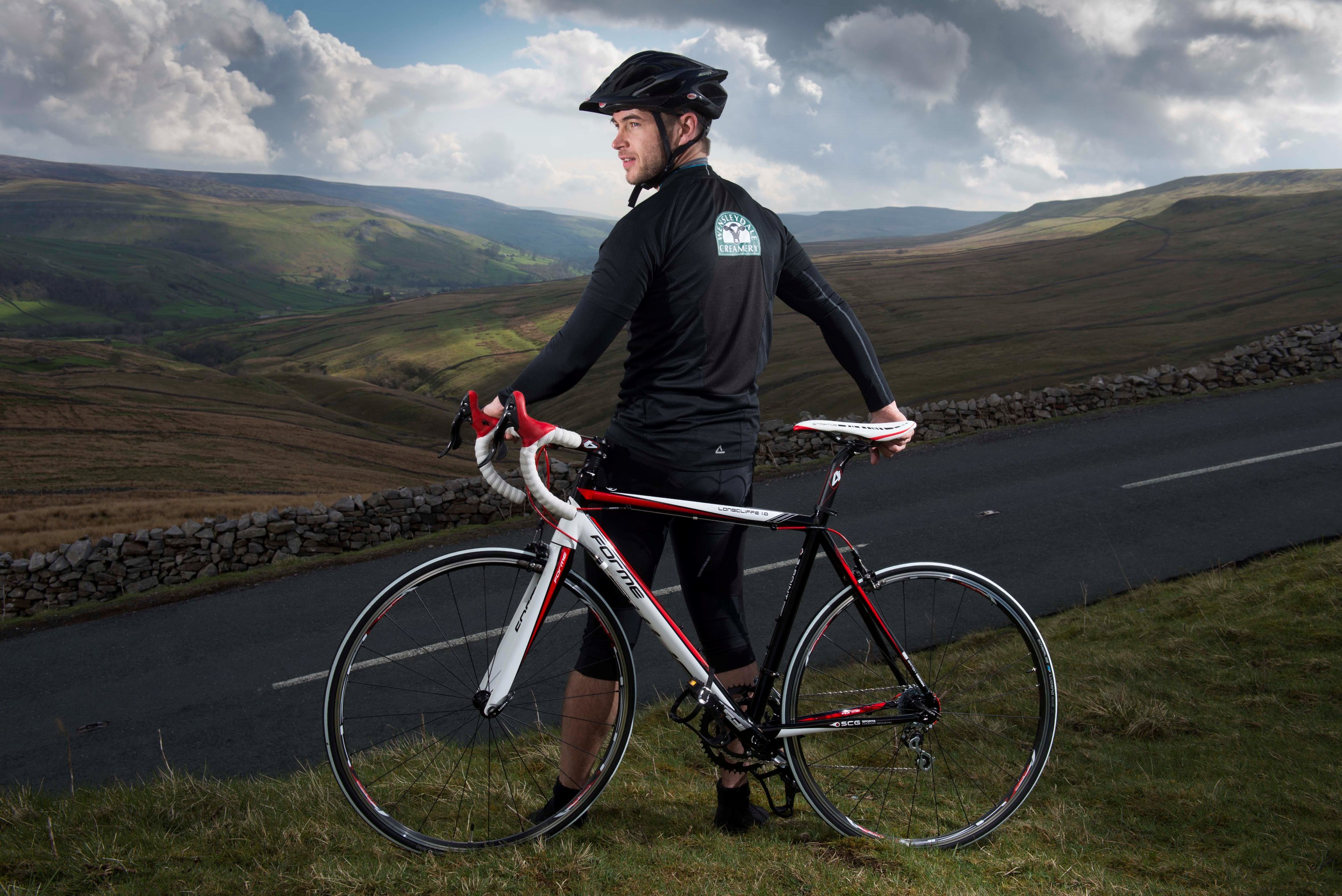 Win a Forme Road Bike with Yorkshire Wensleydale Cheese
