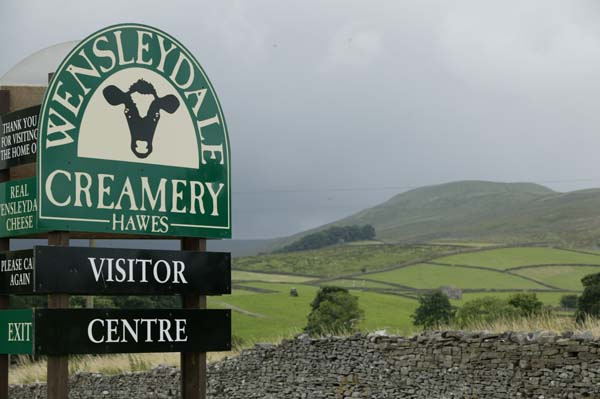 Wensleydale Creamery wins big at  British Cheese Awards