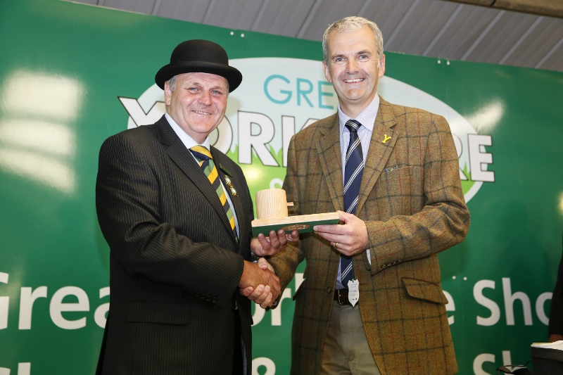 Award Wins for The Wensleydale Creamery at  The Great Yorkshire Show