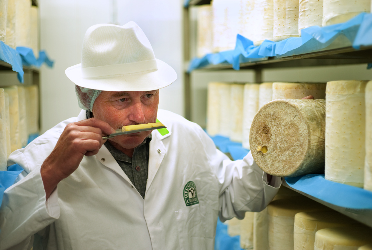 Wins for The Wensleydale Creamery at the International Cheese Awards