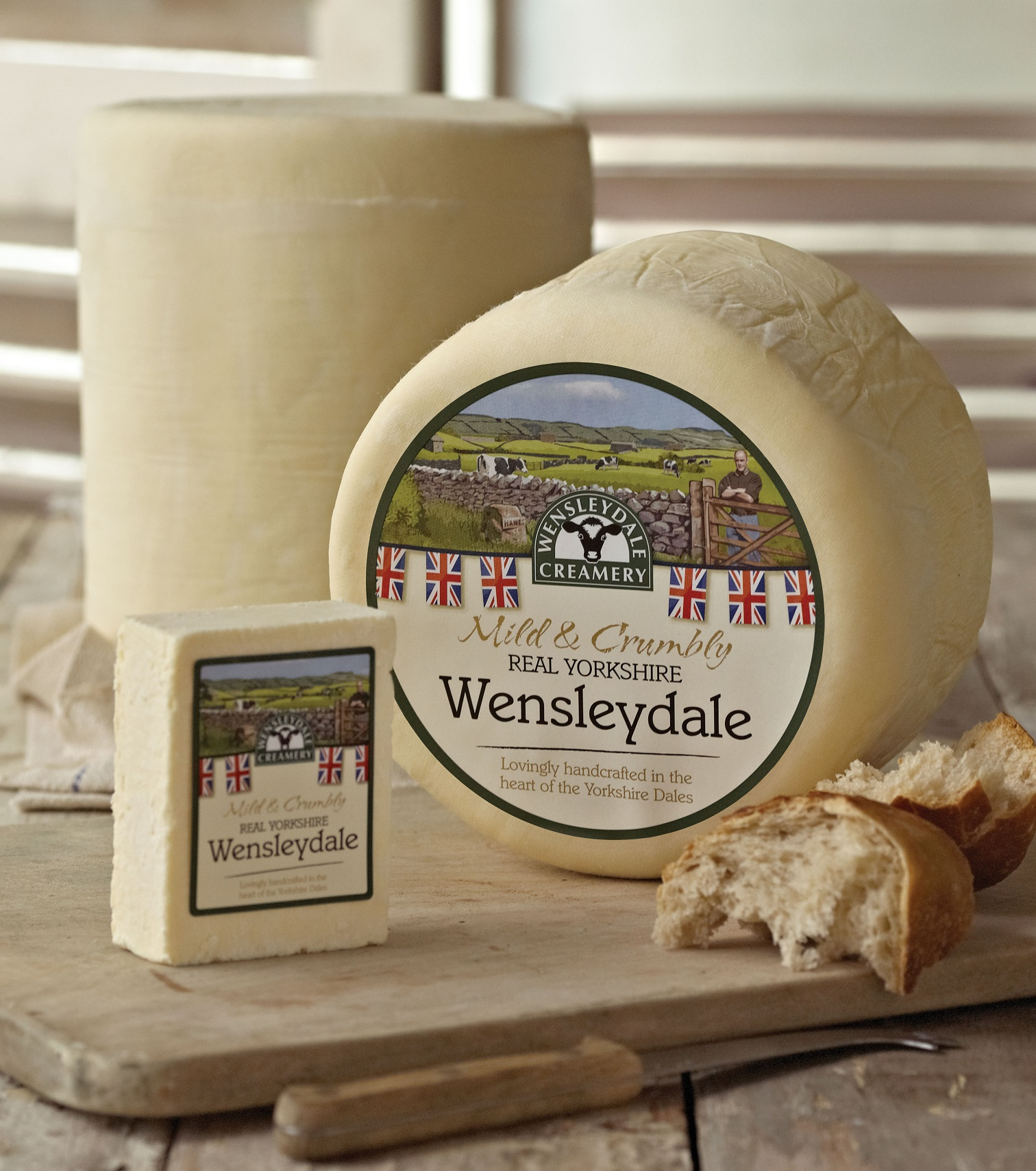 Happy Yorkshire Wensleydale Christmas!