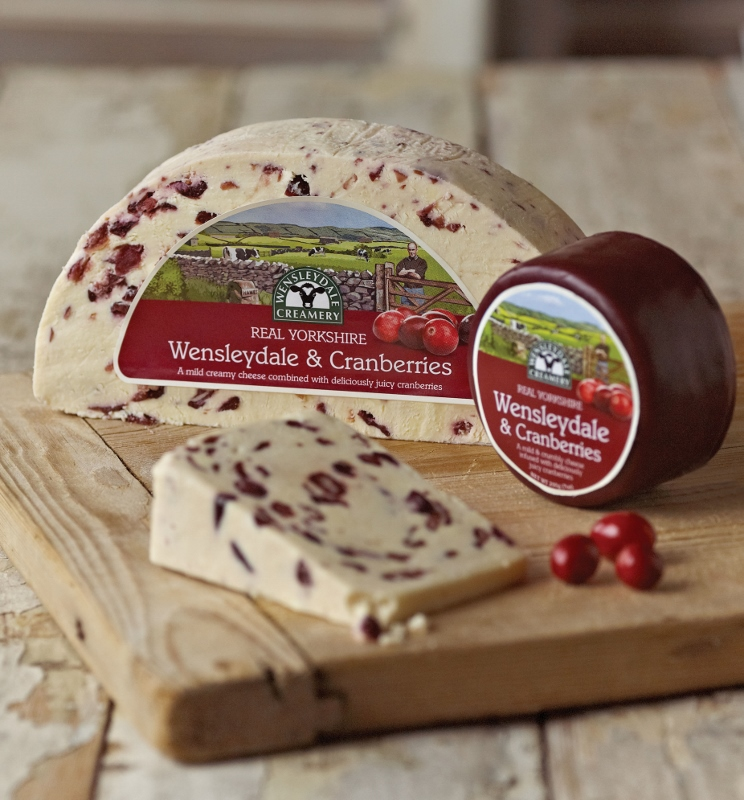 The Wensleydale Creamery heads to Dubai