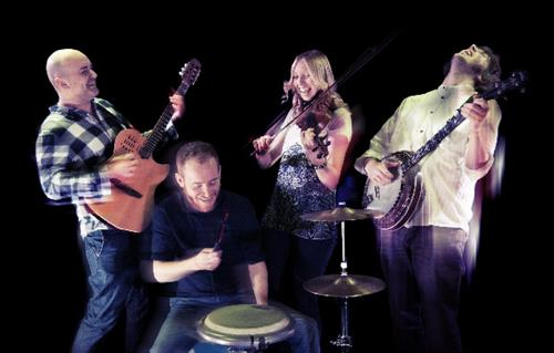 Tue 2 June, 20:30 - The Urban Folk Quartet