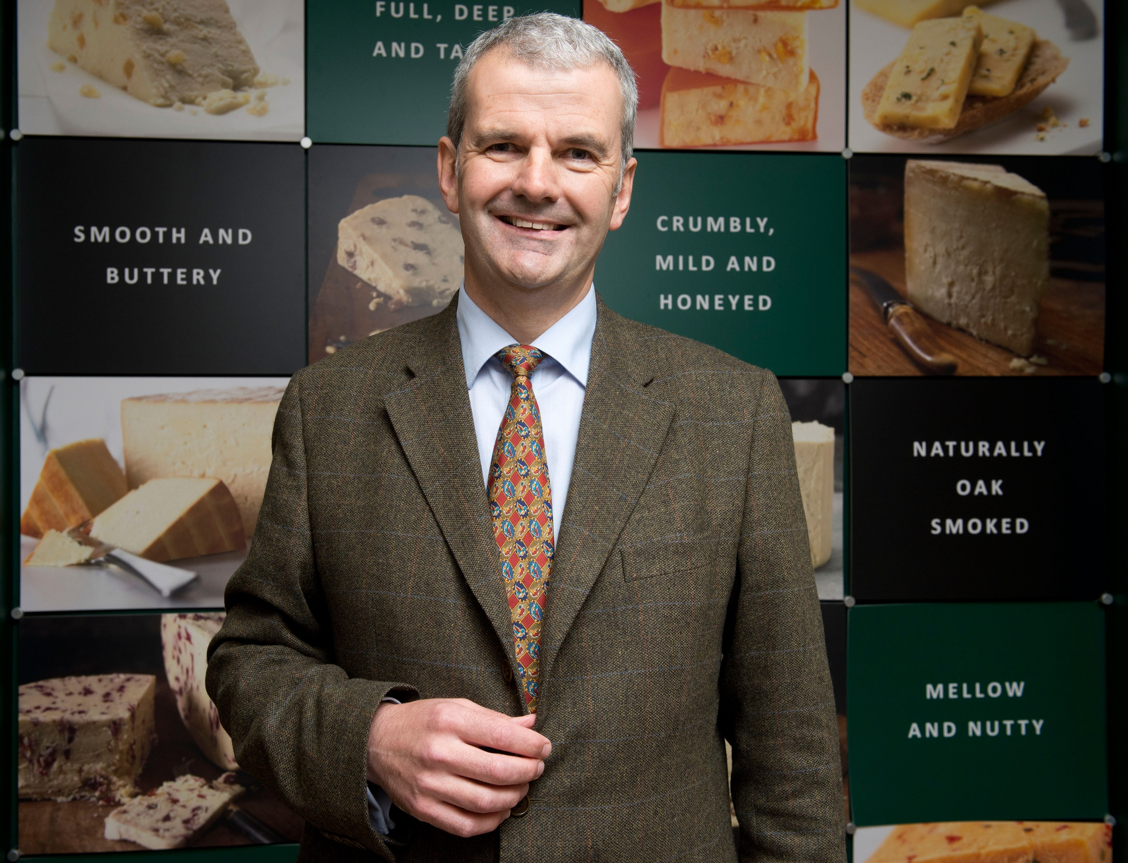 Success for the Wensleydale Creamery at the International Cheese Awards 2015