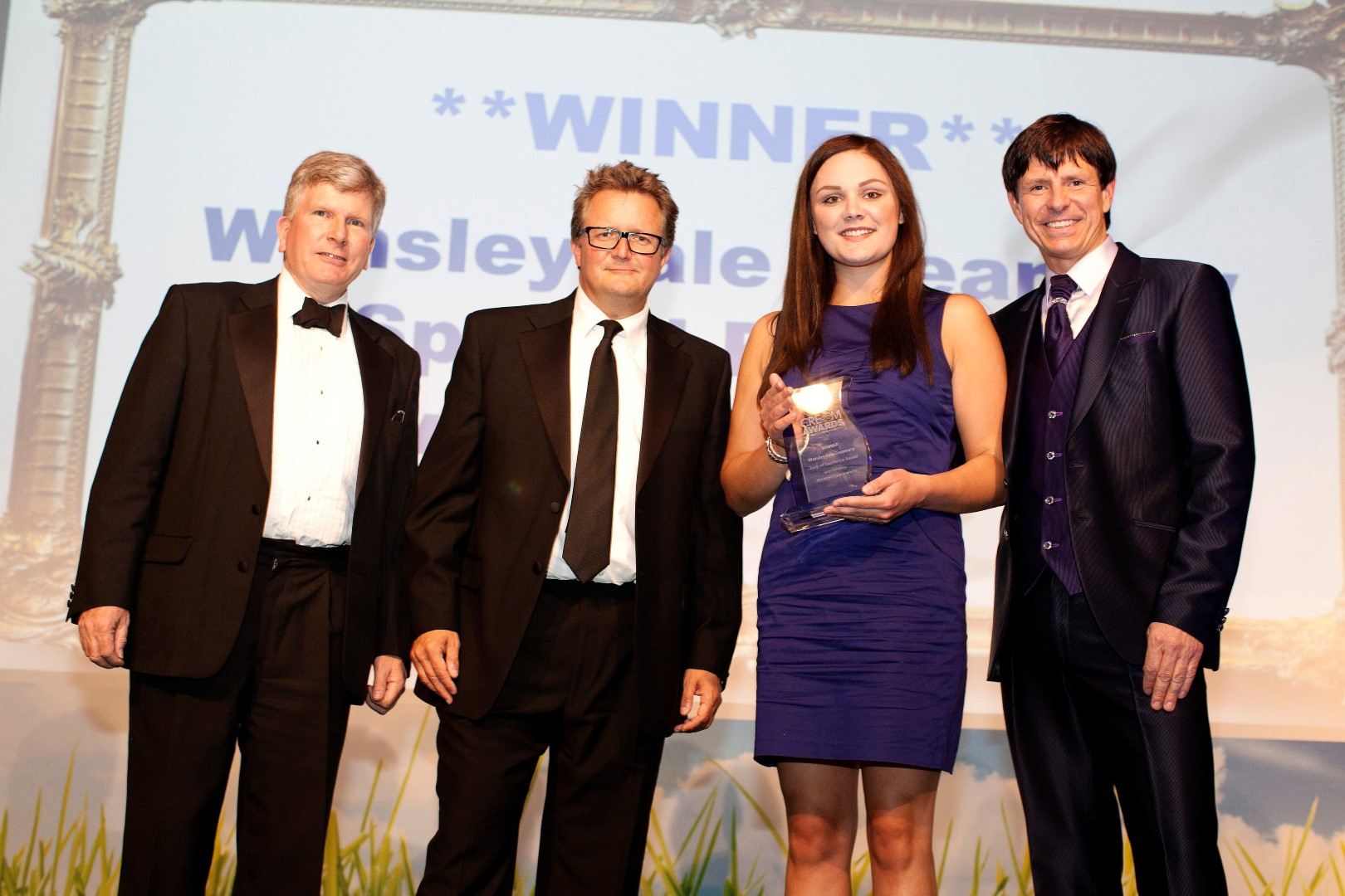 Double Whammy Award Wins for The Wensleydale Creamery