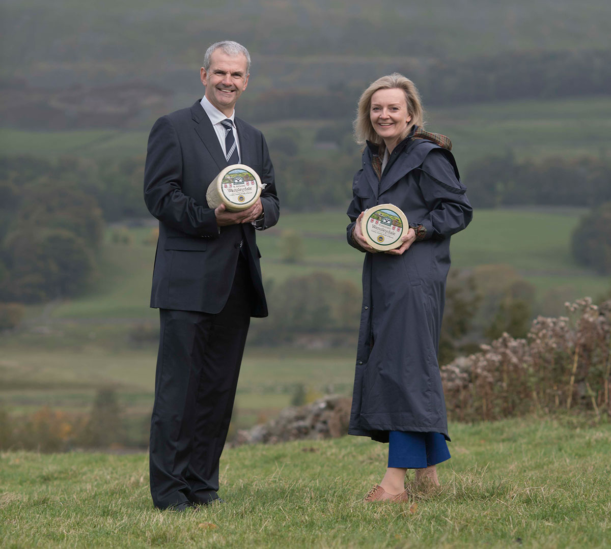 Wensleydale Creamery joins Great British Food Campaign