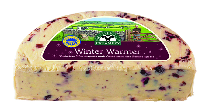 Winter Warmer - a Festive Treat