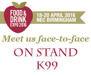 Food & Drink Expo 2016 - we'll be there!