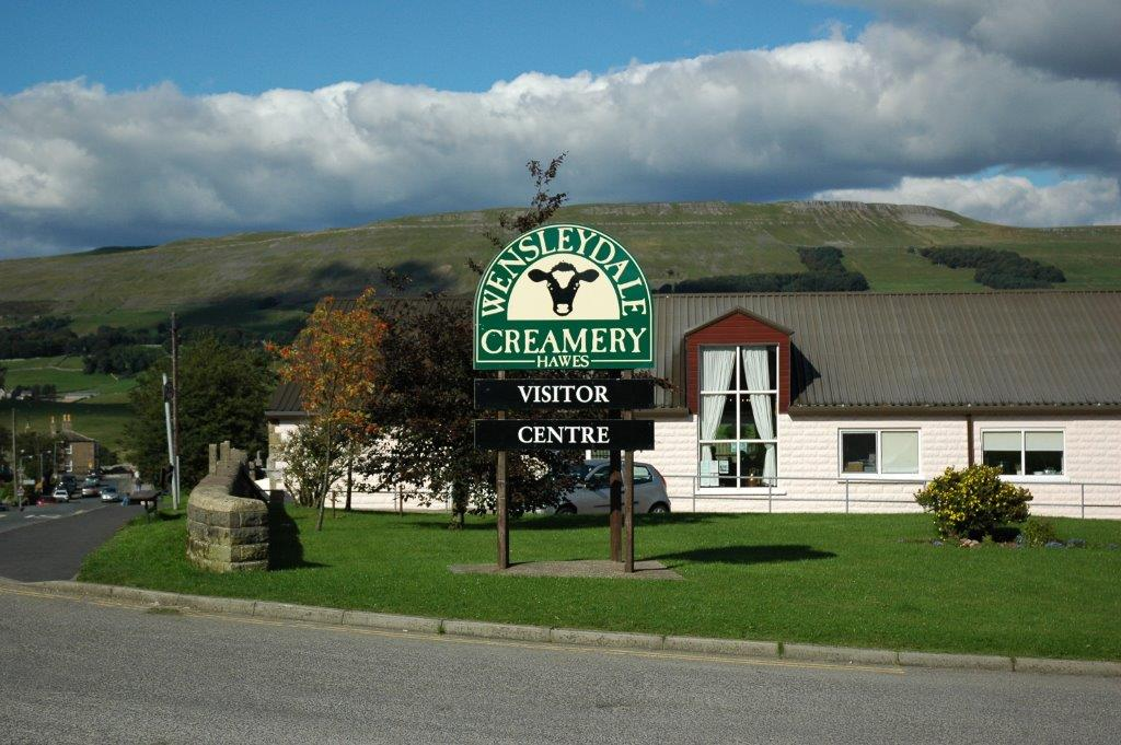 Summer at The Wensleydale Creamery Visitor Centre