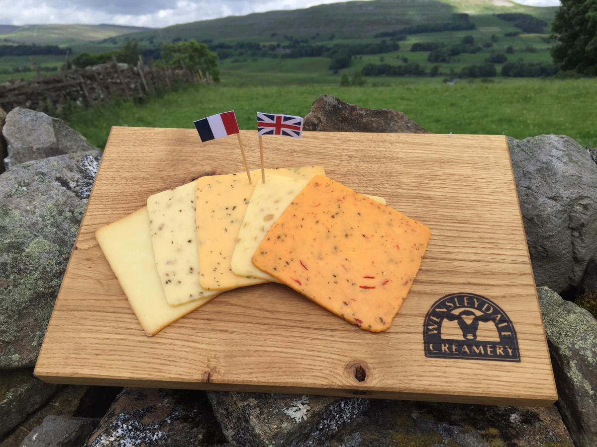 The Wensleydale Creamery Targets Growing Convenience Sector Across Europe