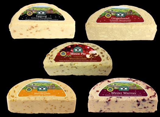 Festive Flavours from The Wensleydale Creamery