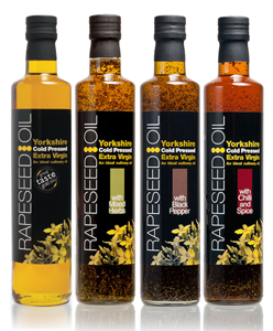 Yorkshire Rapeseed Oil Sampling - Wednesday 19th April
