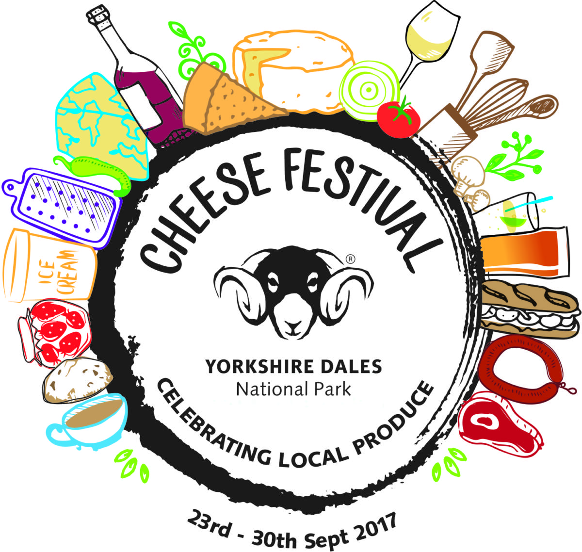 Cheese Festival, 23rd & 24th September