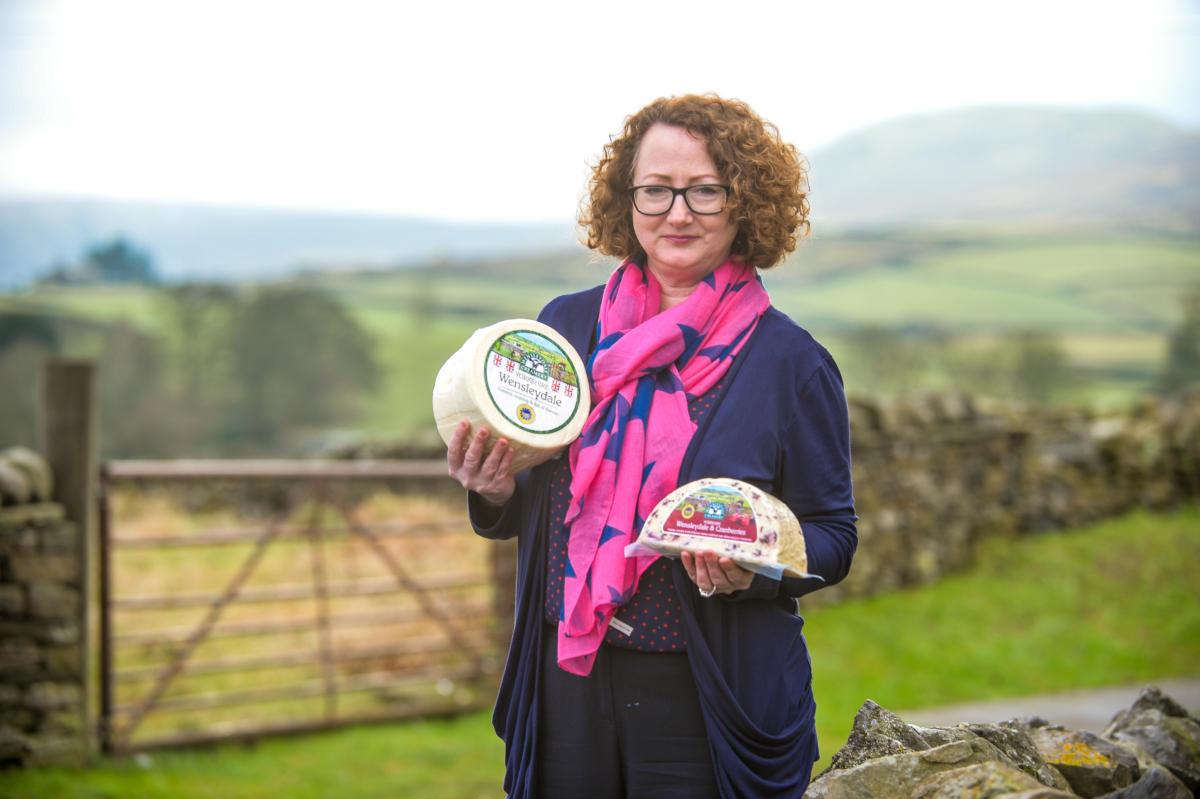The Wensleydale Creamery Attends Gulfood to Drive Export Sales