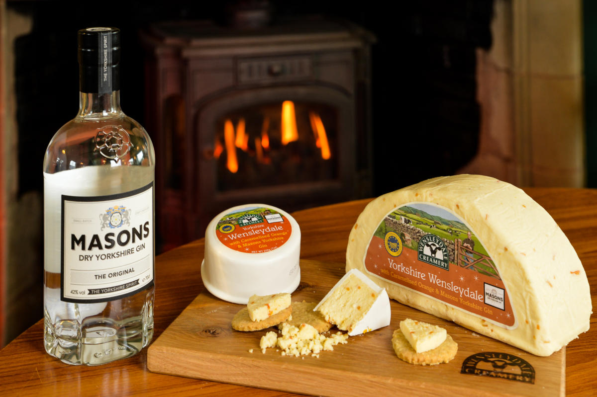 Love Cheese? Love Gin? The Perfect Yorkshire Blend Is Here!