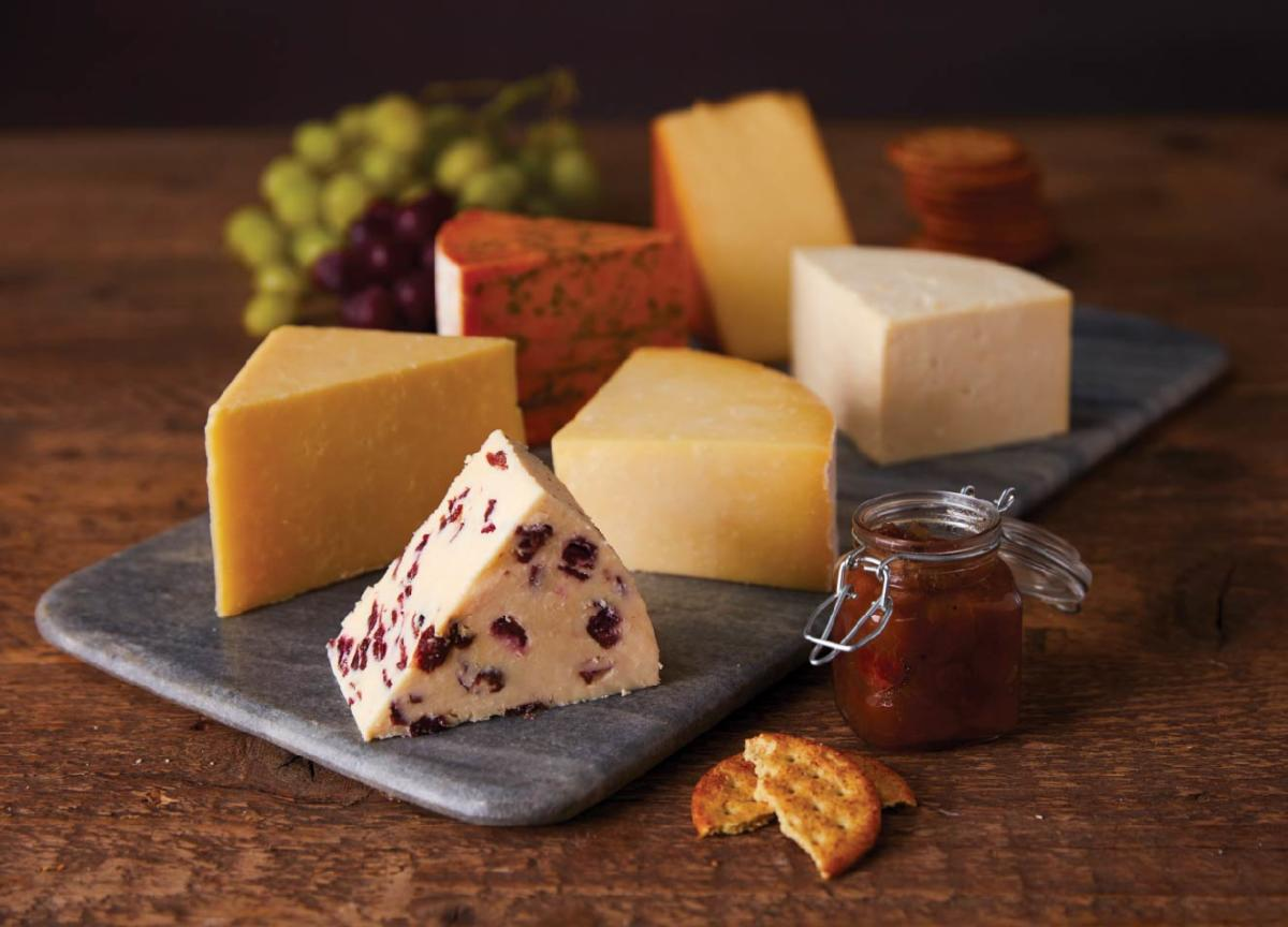 Top Tips on the Perfect Cheeseboard
