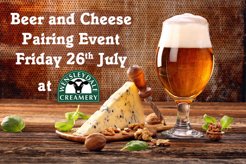 Beer & Cheese Pairing Event