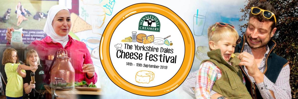 Cheese Festival 14th - 15th September