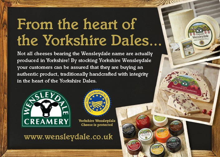 From the heart of the Yorkshire Dales