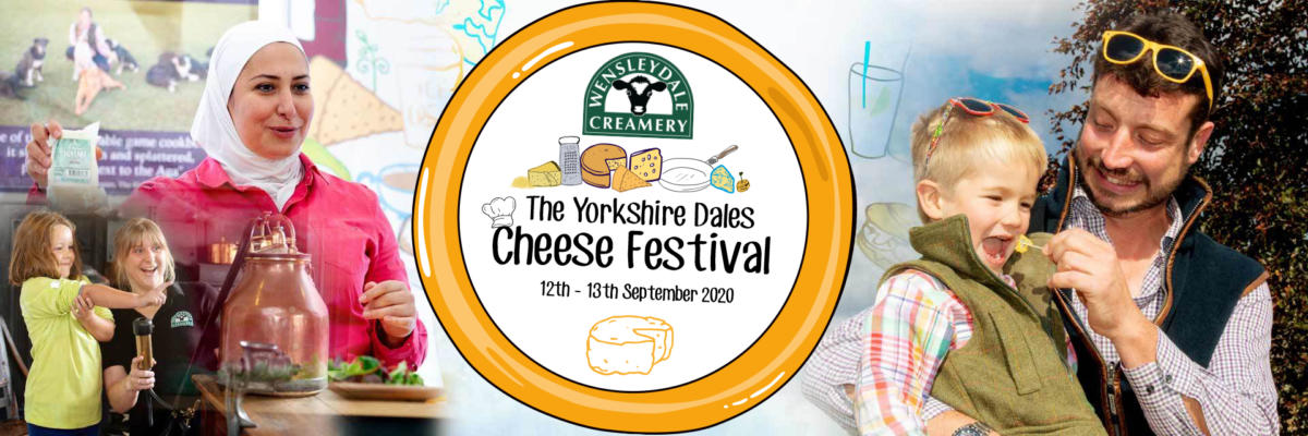 The Yorkshire Dales Cheese Festival