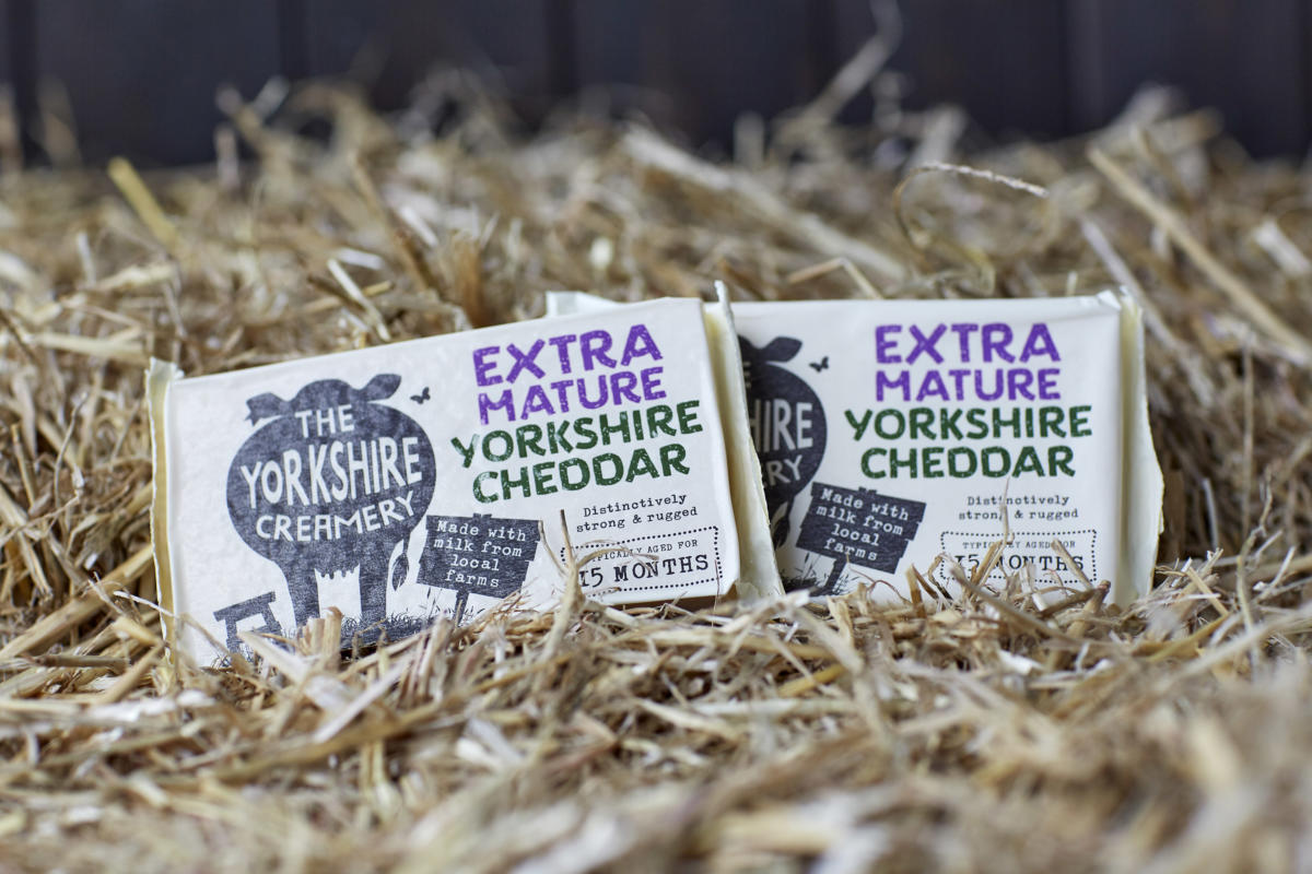Digital Days Out Saturday 11th April - Learn all about Yorkshire Cheddar!