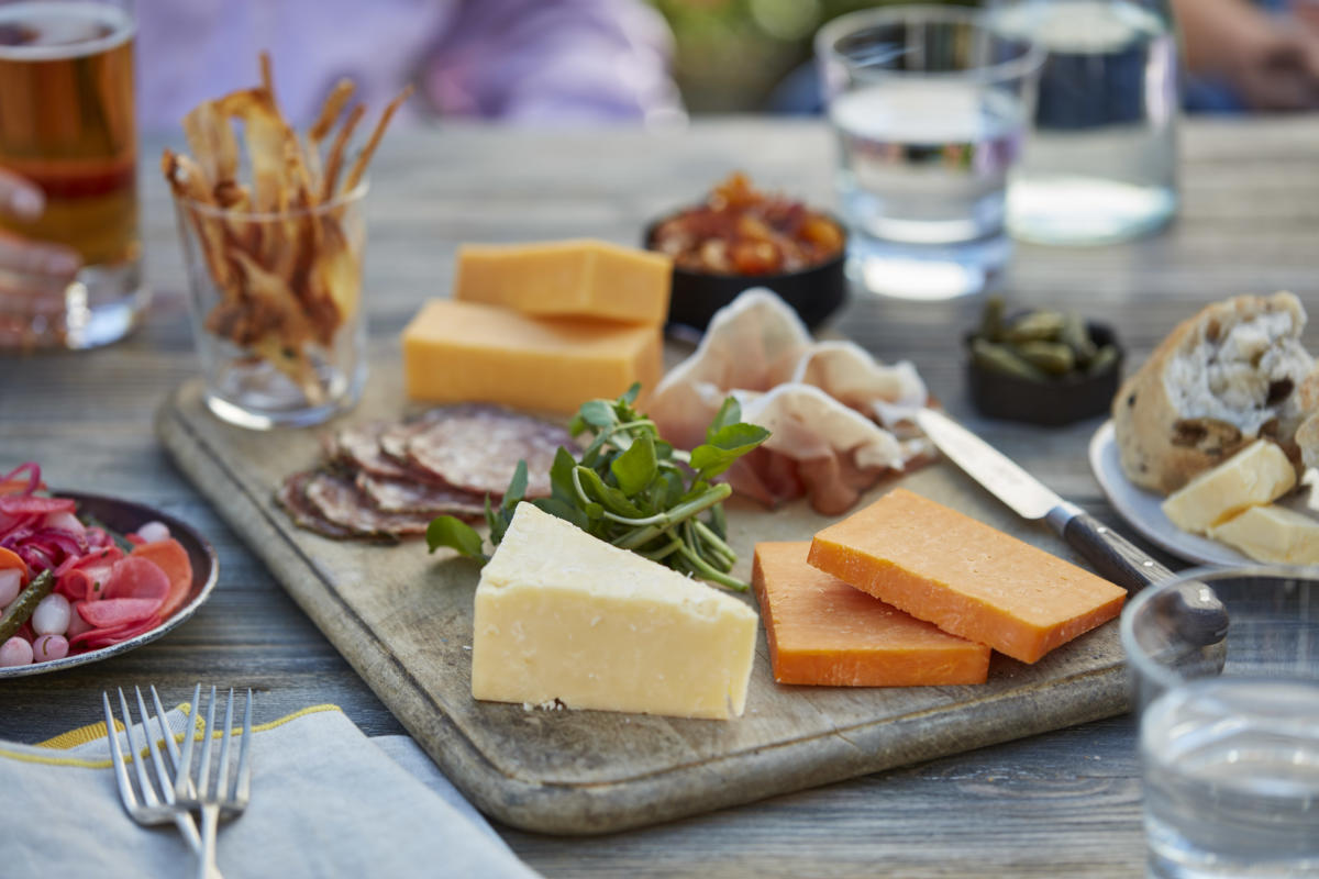 Digital Days Out Thursday 9th April: Cheese Pairings with Friends of Wensleydale