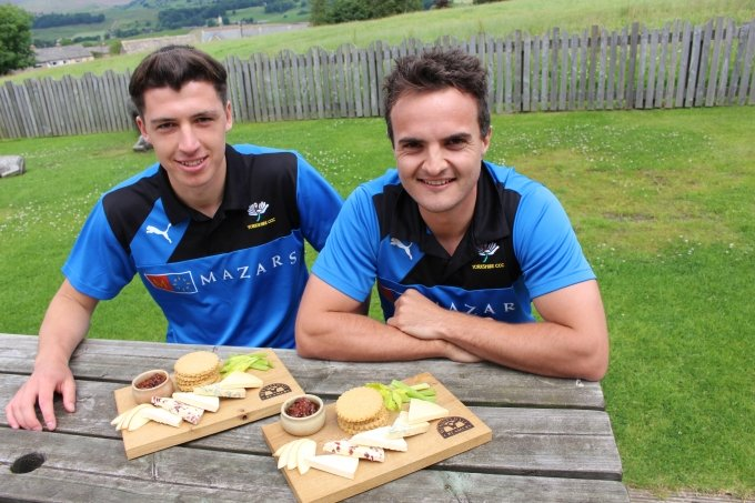 Yorkshire County Cricket Club - Cheese Board