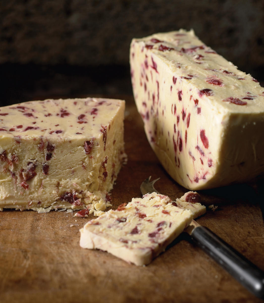 Yorkshire Wensleydale & Cranberries....how we discovered this award-winning combination!