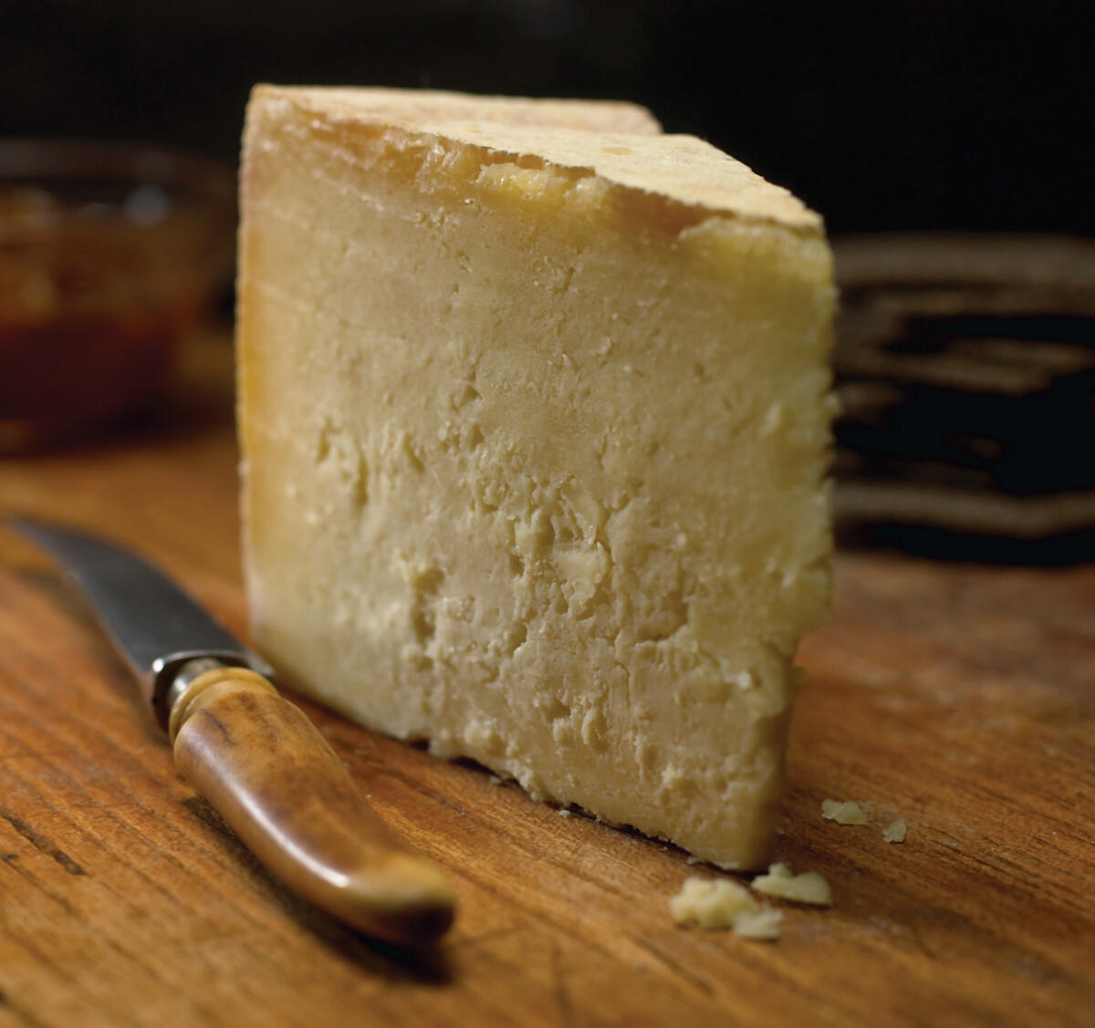 The History of our Kit Calvert Old-Style Wensleydale Cheese