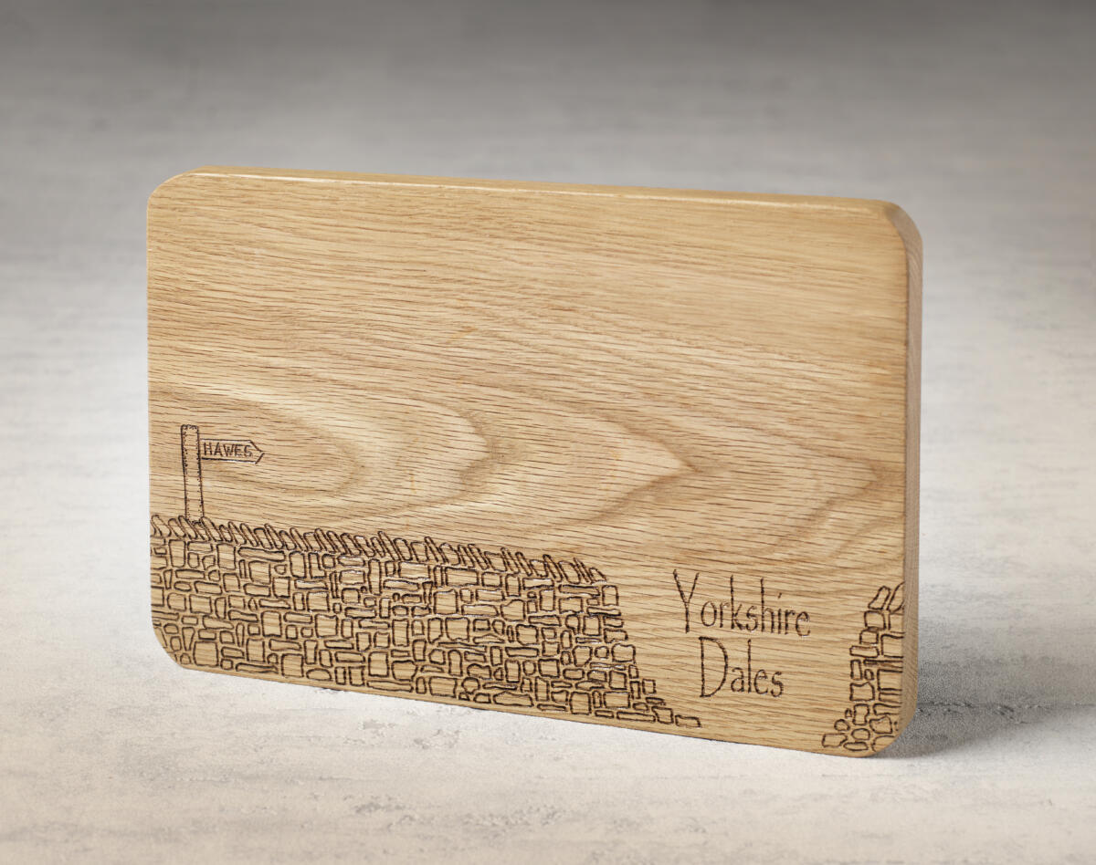 Caring for Your Hand-made Oak Cheeseboards