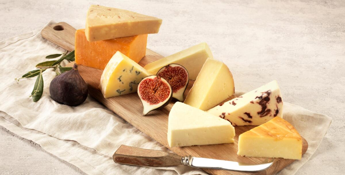 Serve The Most Perfect Cheeseboard This Christmas