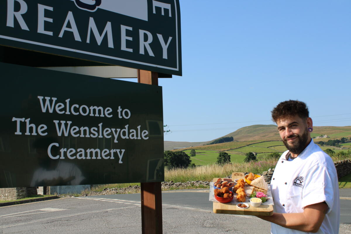 We have a new Head Chef!