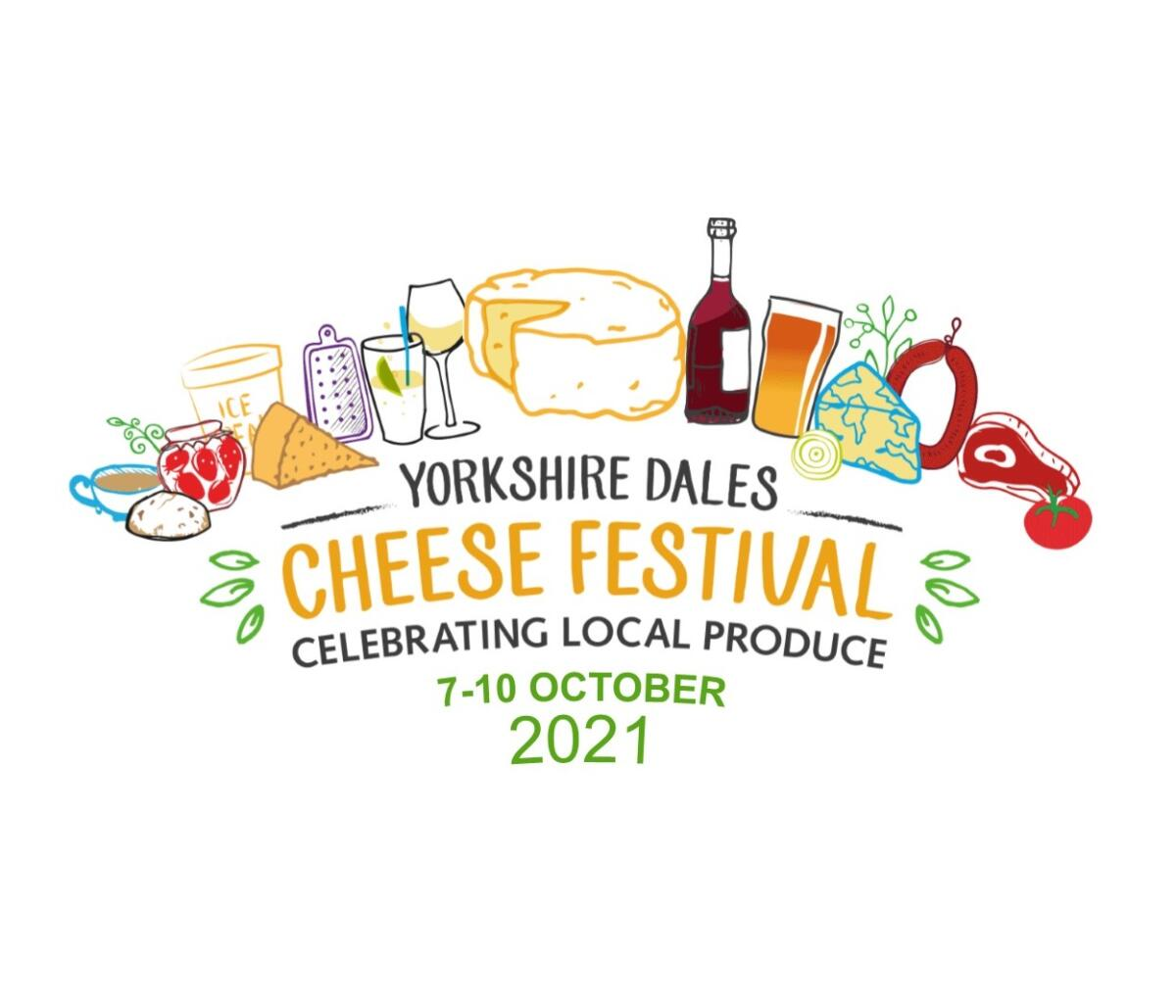 Yorkshire Dales Cheese Festival 2021